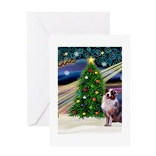 card-Xmas Magic-Aussie1 Greeting Cards