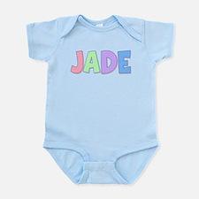 Jade Rainbow Pastel Infant Bodysuit