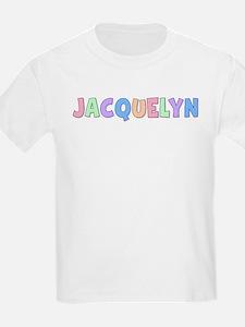 Jacquelyn Rainbow Pastel T-Shirt