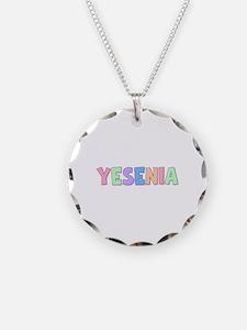 Yesenia Rainbow Pastel Necklace