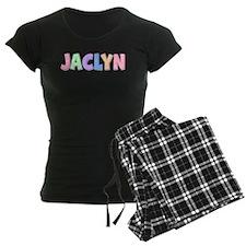 Jaclyn Rainbow Pastel pajamas