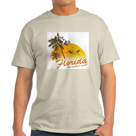DIRECT PRINTED Visit Florida T-Shirt