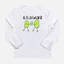 Baby Bean Long Sleeve Infant T-Shirt