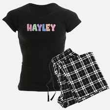 Hayley Rainbow Pastel Pajamas
