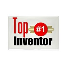 Top Inventor Rectangle Magnet