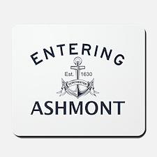 ASHMONT Mousepad