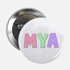 Mya Rainbow Pastel Button