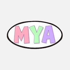 Mya Rainbow Pastel Patch