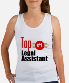 Top Legal Assistant Women's Tank Top