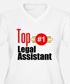 Top Legal Assistant T-Shirt
