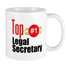 Top Legal Secretary Mug