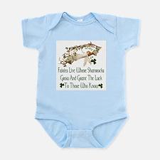 'Where Shamrocks Grow' Infant Bodysuit