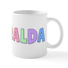 Esmeralda Rainbow Pastel Small Mug