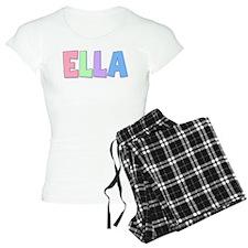 Ella Rainbow Pastel Pajamas