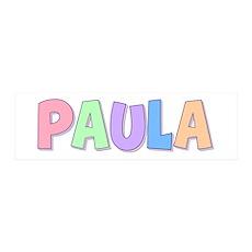 Paula Rainbow Pastel 36x11 Wall Peel