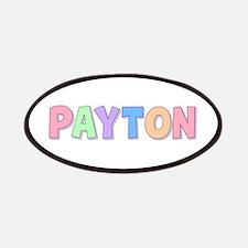 Payton Rainbow Pastel Patch