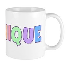 Dominique Rainbow Pastel Mug
