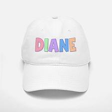 Diane Rainbow Pastel Cap