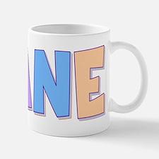 Diane Rainbow Pastel Mug