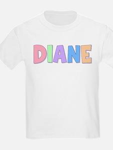 Diane Rainbow Pastel T-Shirt