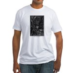 Hastur Fitted T-Shirt