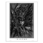 Hastur Small Poster