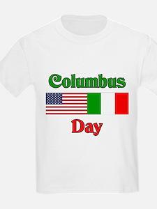 Columbus Day Kids T-Shirt