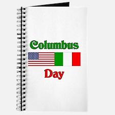 Columbus Day Journal