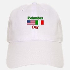 Columbus Day Baseball Baseball Cap