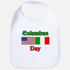 Columbus Day Bib