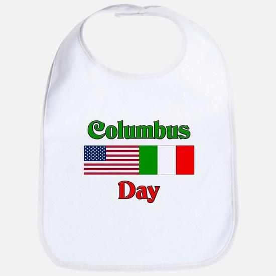 Columbus Day Bib