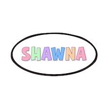 Shawna Rainbow Pastel Patch