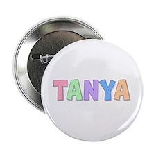 Tanya Rainbow Pastel Button