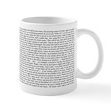 Poetry Standard Mugs (11 Oz)