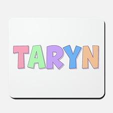 Taryn Rainbow Pastel Mousepad