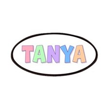 Tanya Rainbow Pastel Patch