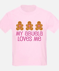 Gingerbread Abuela T-Shirt
