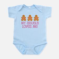 Gingerbread Abuela Infant Bodysuit