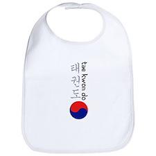 Tae Kwon Do Symbol Bib