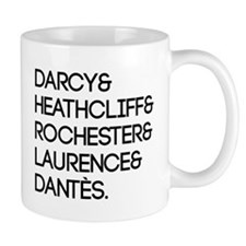 Literary Men Coffee Mug