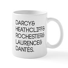 Literary Men Small Mug
