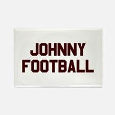 Johnny Football Rectangle Magnet