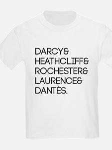 Literary Men T-Shirt