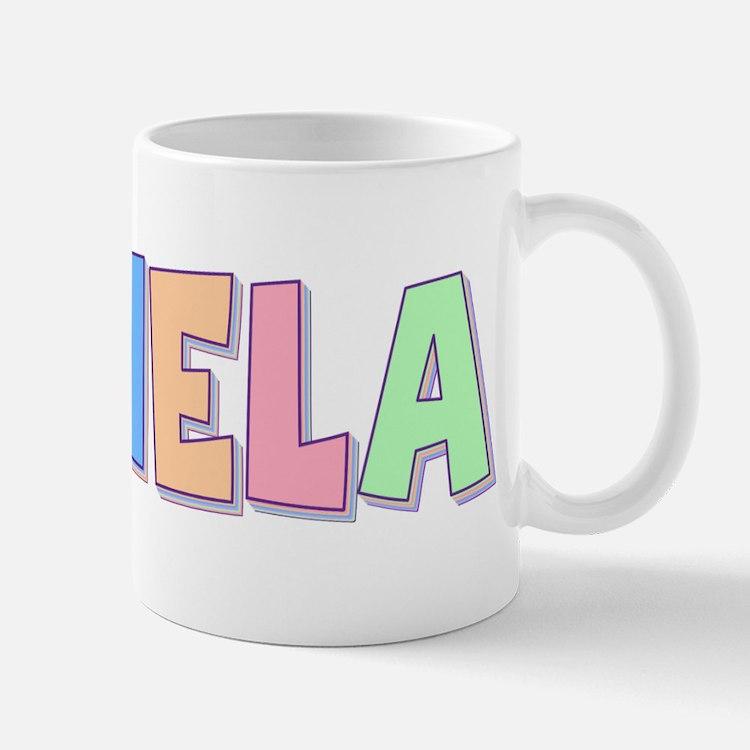 Daniela Rainbow Pastel Mug