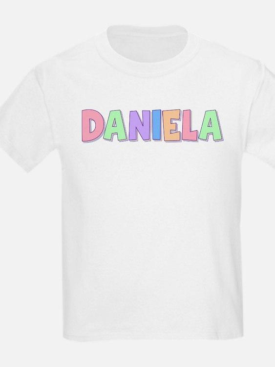 Daniela Rainbow Pastel T-Shirt