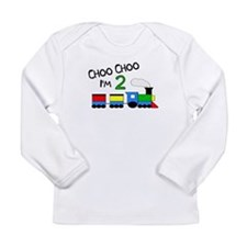 train_choochooim2 Long Sleeve T-Shirt