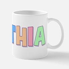 Cynthia Rainbow Pastel Mug