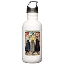 1916 New York Skirts Stainless Water Bottle 1.0L