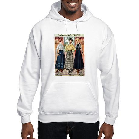 1916 New York Skirts Hooded Sweatshirt