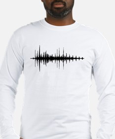 AudioWave Original BLK Long Sleeve T-Shirt